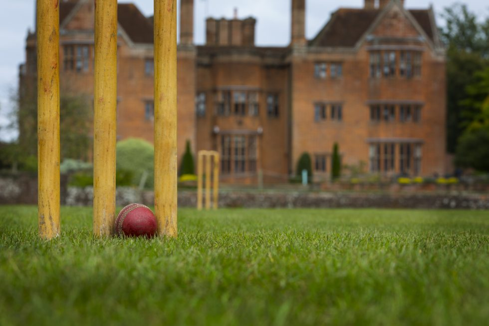 Cricket Pitch at New Place Hotel - Hampshire
