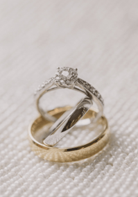 Wedding Rings - New Place Hotel Hampshire