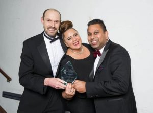 Portsmouth News award WIN