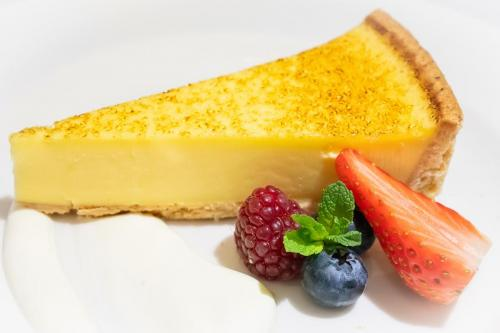 Lemon Tart - Wedding Dessert
