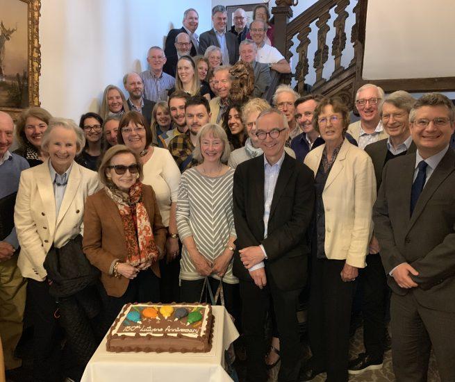Lutyens Trust Visit New Place Hotel 2019